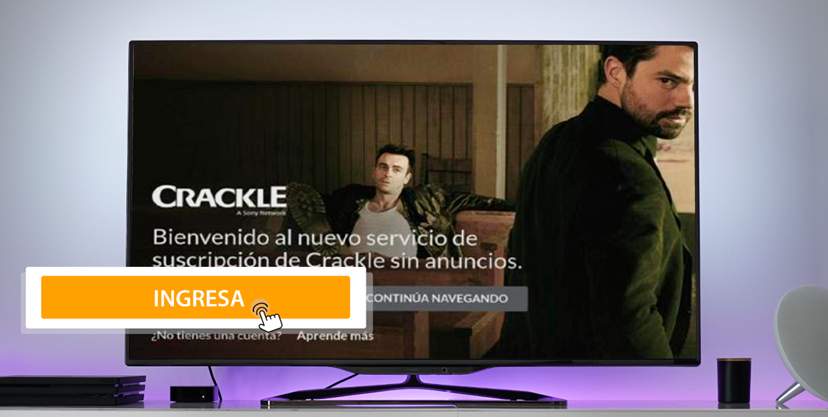 Crackle Tigo ONEtv