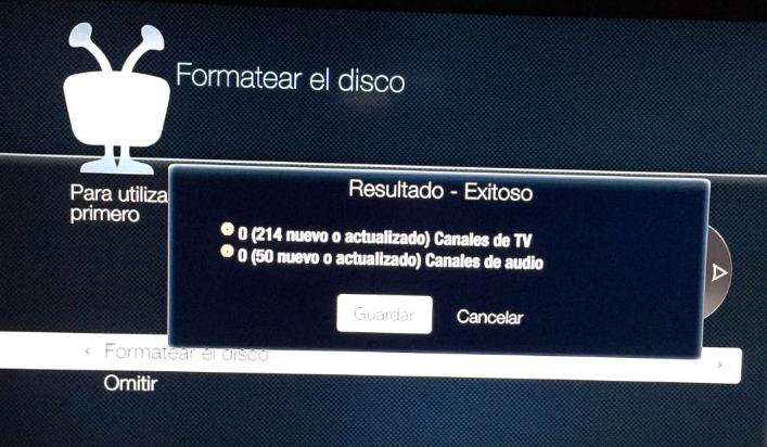 restaurar de fábrica decodificador Tigo ONE tv