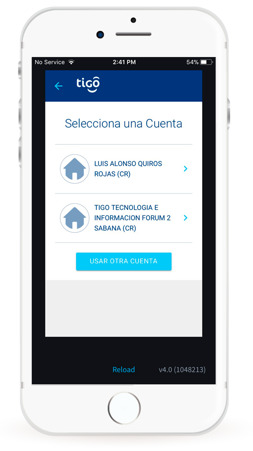 Tigo One Tv para iOS