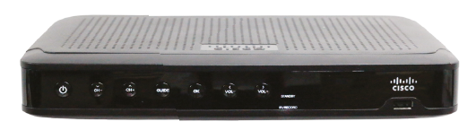 Decodificador Cisco DVR Restaurar de Fabrica