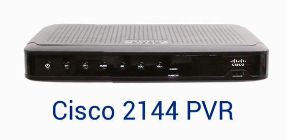decodificador cisco