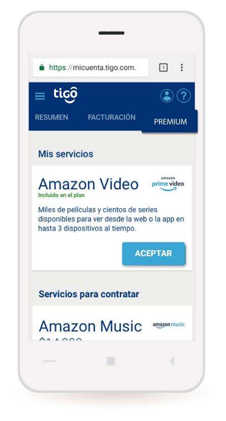 amazon prime video plan 100 mil