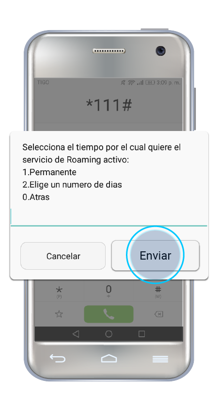 roaming tigo datos