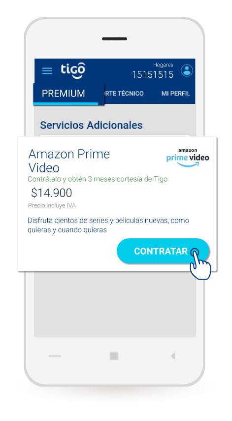 amazon prime tigo colombia