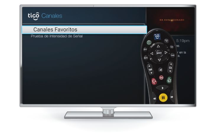 como configurar decodificador gateway tigo one tv