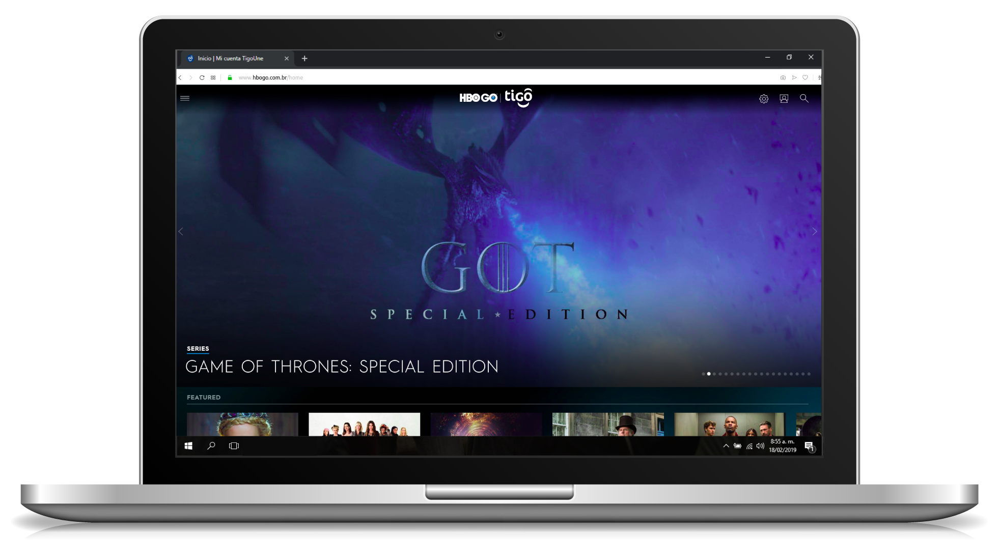 hbo go activate Tigo