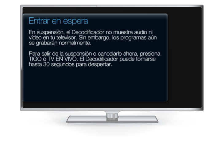 como configurar control decodificador gateway tigo one tv
